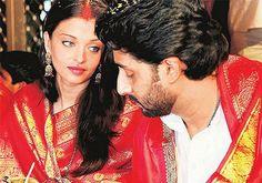 Aishwarya Rai watches Abhishek on Skype, ends her Karva Chauth fast, tweets Big B