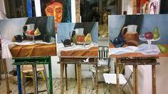 Oil painting course in Malování kreslení by Ildar