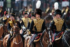 The Trooping the Colour Parade 2017