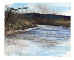Kurt Jackson, The Forth Landscape Photos, Landscape Paintings, Landscapes, Kurt Jackson, The Forth, Contemporary Landscape, Impressionist, Beautiful Things, Waves