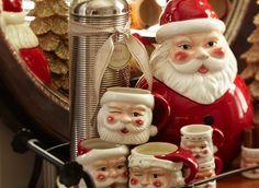 Santa's coming to town.