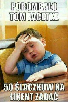 Najwspanialsza seria na całym wattpadzie, nie kłamię, kochanie Jak j… #humor # Humor # amreading # books # wattpad Memes Humor, Haha Funny, Hahaha Hahaha, Polish Memes, Really Funny Pictures, Weekend Humor, Funny Mems, Happy Photos, Haha