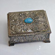 Vintage Jewelry Boxes | antique jewelry box
