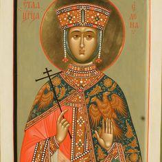 Byzantine Icons, Byzantine Art, Orthodox Christianity, Romanesque, Style Icons, Illusions, Saints, Religion, Princess Zelda