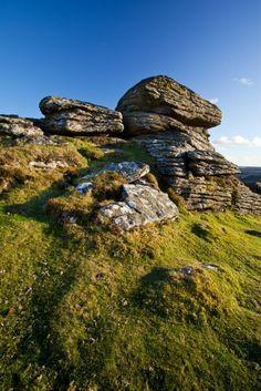 Birch Tor | Dartmoor | Devon - Moorland, Rocks and Tors - Landscape Photo Picture Image - Neville Stanikk Photography