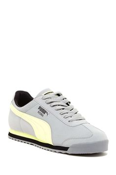 c72ee5a5f701 PUMA Roma Sneaker Mens Fashion Shoes