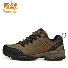 Cheap walking shoes, Buy Quality leather leather directly from China leather for shoes Suppliers: 2018 Merrto Lovers Walking Shoes M2-TEC Waterproof Outdoor Sports Shoes Full-grain leather For Lovers Free Shipping 18216/18253
