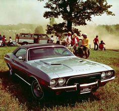Muscle Car Monday is here (30 HQ Photos)