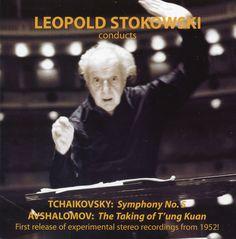 Pyotr Il'yich Tchaikovsky - Leopold Stokowski Conducts Tchaikovsky, Red
