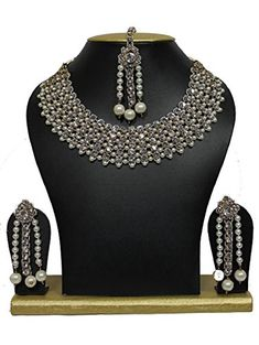 VVS Jewellers Indian Bollywood White Pearls Most Beautifu... https://www.amazon.com/dp/B01LKYC0AW/ref=cm_sw_r_pi_dp_U_x_X0oJAb556B05V