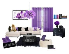 """""""Home ^^"""" by erina-salkic ❤ liked on Polyvore featuring interior, interiors, interior design, home, home decor, interior decorating, VCNY, Eichholtz, PBteen and Speck"""