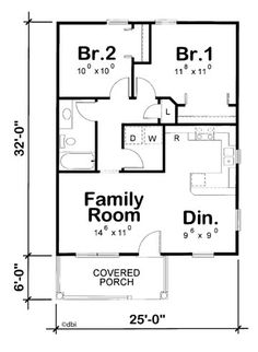 800 sq ft house plans with 2 bedrooms 800 sq ft house plans house plans pinterest house for 2 bedroom apartments under 800