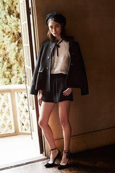 Joie Fall 2016 Ready-to-Wear Fashion Show