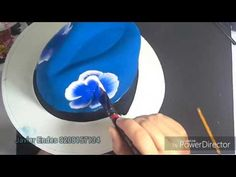 como pintar sombreros - Javier Endes, Beautiful hats - YouTube