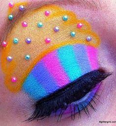 Candy Cupcake :)