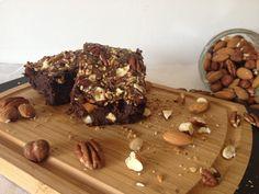 Brownies écureuil - Tizi Cooks