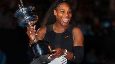 Serena Williams Wins Australian Open, Breaking an Incredible Record! #AustralianOpen, #SerenaWilliams celebrityinsider.org #Sports #celebrityinsider #celebrities #celebritynews #celebrity #rumors #gossip