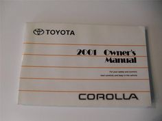2004 toyota tacoma owners manual book guide owners manuals rh pinterest com 2001 toyota tacoma service manual pdf 2001 toyota tacoma service manual pdf
