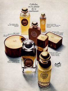 Hermès (Perfumes) 1969 Calèche