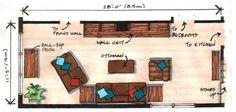 Best Furniture Setup For Rectangular Living Room Google 400 x 300