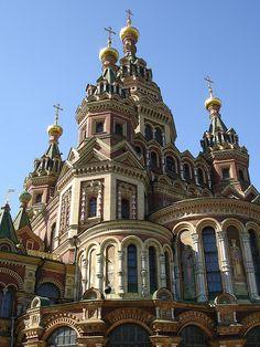 Peterhof, St. Petersburg, Russia