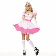 Pretty Pink Princess Adult Costume 19917