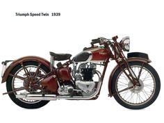 Triumph Speed Twin 1939