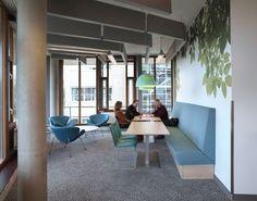 Saxion Hogeschool Enschede by EromesMarko School Interior Design