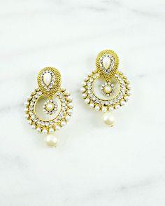 Jaipur Statement Earrings