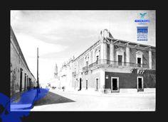Calle Venustiano Carranza. (fototeca del Archivo General Municipal)