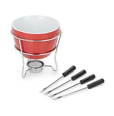 Home Essentials - Fondue Factory Set Fondue, Gift Guide, Essentials, Modern, Gifts, Home, Presents, House, Ad Home