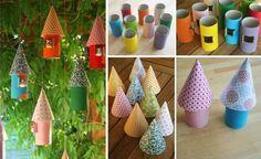 Bellart Atelier: Passo a Passo - Reciclando rolo de papel higienico.