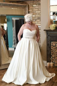 A Fitting Farewell to a Beautiful Building. — Once Upon A Time Weddings - London Ontario Bridal Shop - Sarnia Ontario Bridal Shop