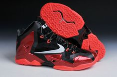 80ba1122b6de7 LeBron 11 Beauty Shots Heat Away Lebron 11