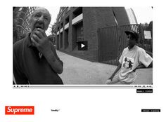 Jason Dill and Tyshawn Jones for Supreme – Buddy