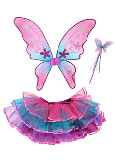Iris Fairy Set by Travis Dress Up By Design