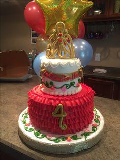 Princess Elena Cake