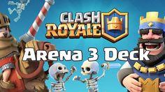 Best Card Deck Royale 3 Arena for Clash http://ift.tt/1STR6PC