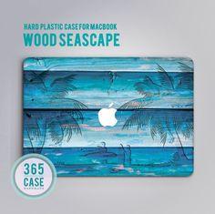 Wood MacBook Hard Case Macbook Pro 13 Case Wood MacBook Case Wooden Macbook Air 13 Case Macbook Pro Retina Case Tropical Wood MacBook Case