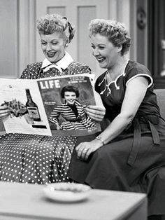 Lucy & Ethel.....no two could ever match these women!!!!!!! True Icons!!!!!