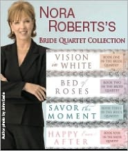 The books that got me hooked on Nora Roberts