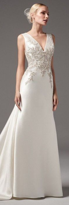 More Second Looks for Your Ceremony and Reception - Clayton wedding dress by Sottero and Midgley