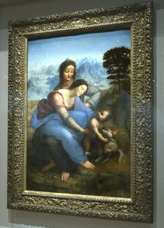 Gorgeous Images Of DaVinci's Last Masterpiece And Mona Lisa's Sister