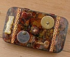 How to make Altoid Tin Traveling Altars