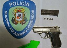 Noticias de última hora: PoliCaracas incauta una moto y pistola a azote de ...