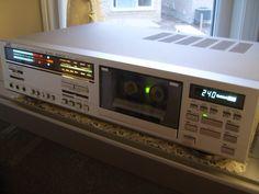 JVC DD-9 cassette deck
