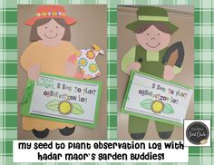 From Seed to Plant Activities