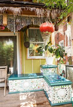 Adam's DIY Ode To Ornamentalism House Tour | Apartment Therapy