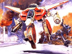 I Am Legend producer brings Robotech out of the '80s into movie theaters