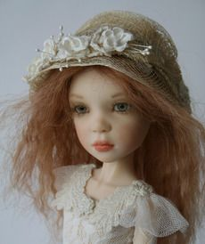 БЖД кукла из смолы - Monia BJD